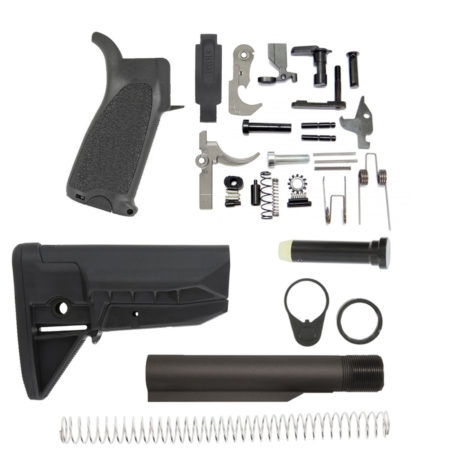 BCMGUNFIGHTER AR 15 Lower Build Kit