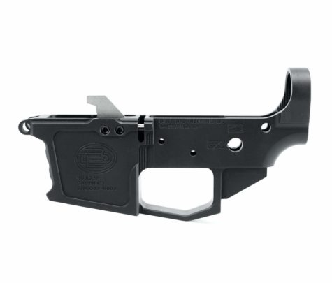 Dirty Bird DB9 9mm Billet Lower Receiver – CA Compliant