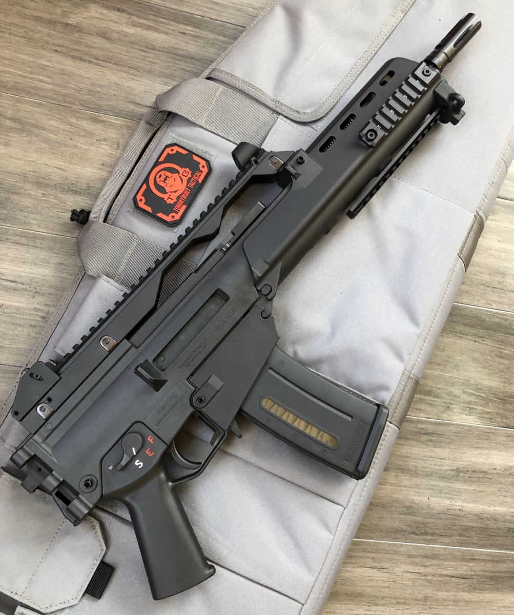 Tommy Built Tactical & the Resurrection of the G36 - AR
