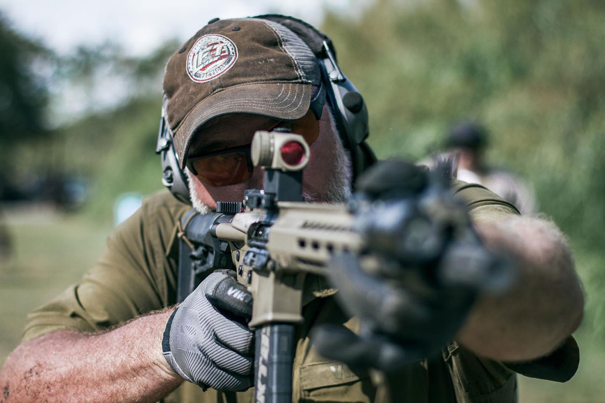 Dan Brokos of Lead Faucet Tactical - On ARs & Optics