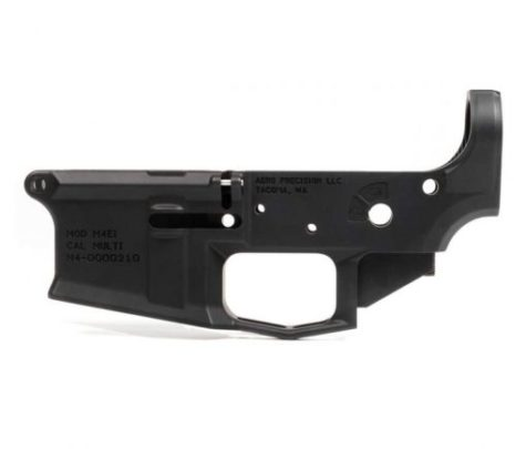 Aero Precision M4E1 Stripped Lower Receiver
