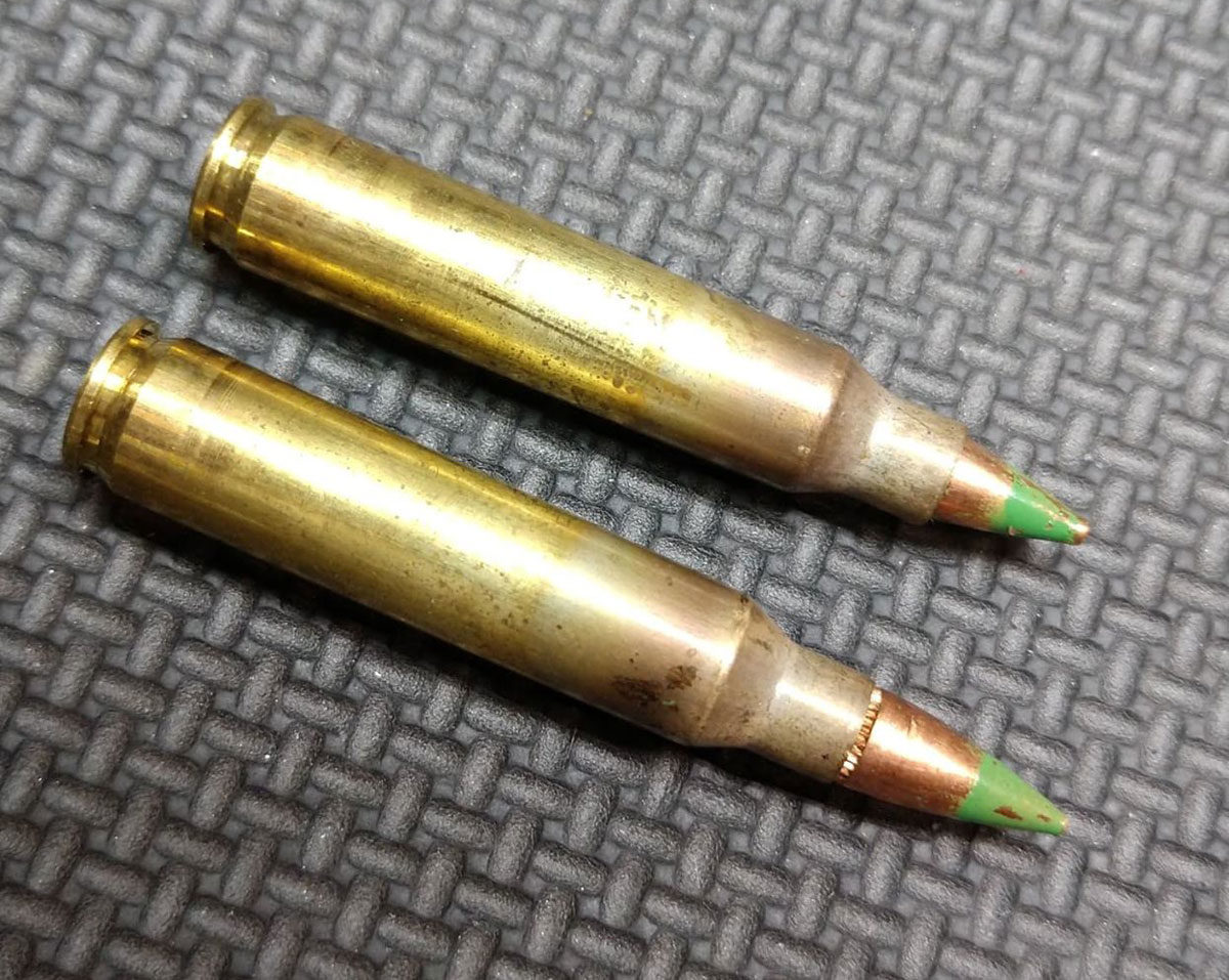 AR-15 feed ramp problems