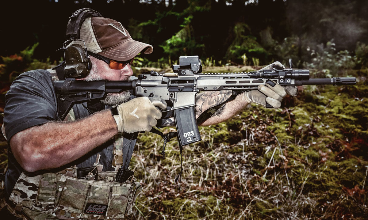 Dan Brokos of Lead Faucet Tactical