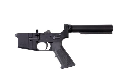 Anderson Ghost Complete Lower Receiver – No Stock