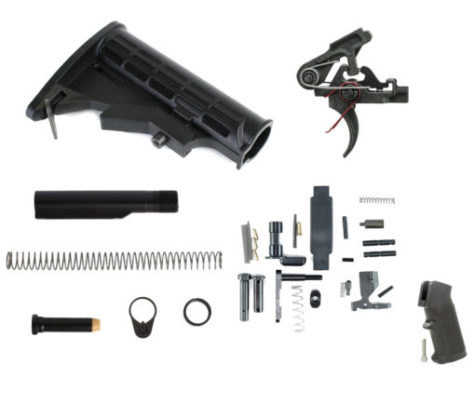 Dirty Bird LE Style 2-Stage Lower Build Kit