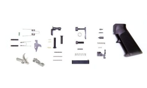 Anderson Lower Parts Kit w/ Stainless Hammer & Trigger