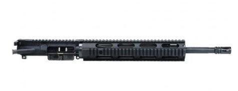NBS 16″ 5.56 SOCOM Quad Rail Complete Upper
