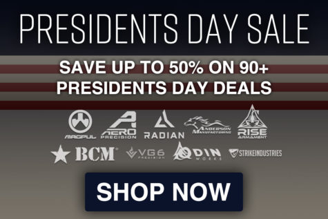 AR15Discounts Presidents Day Sale