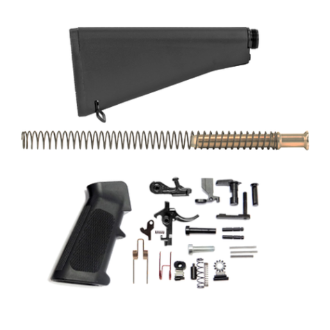M16A1 Lower Build Kit