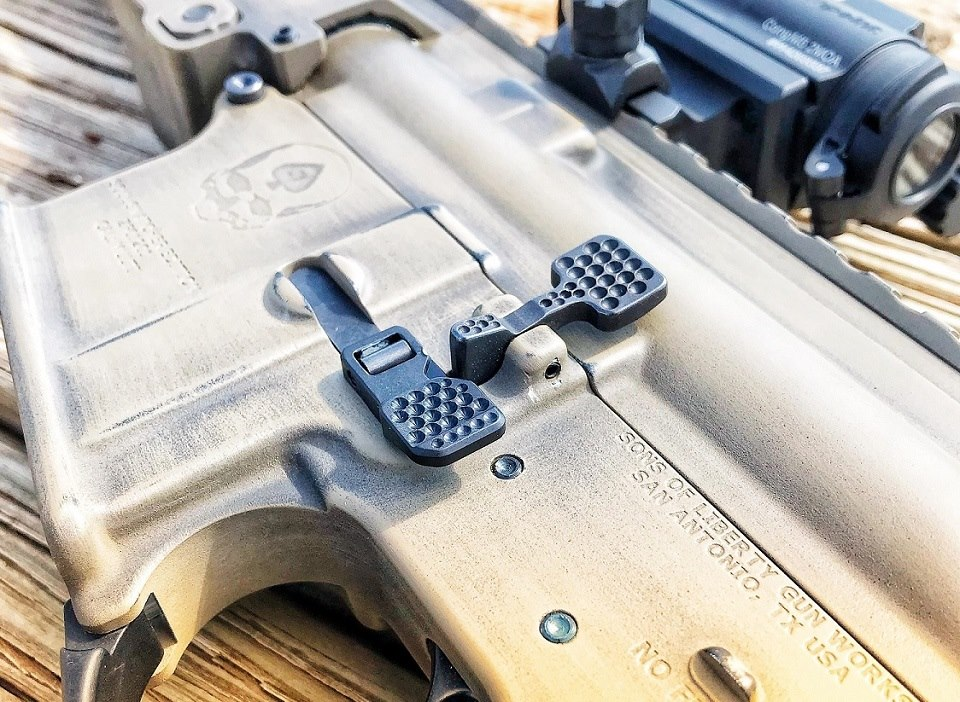 AR-15 Basic Upgrades