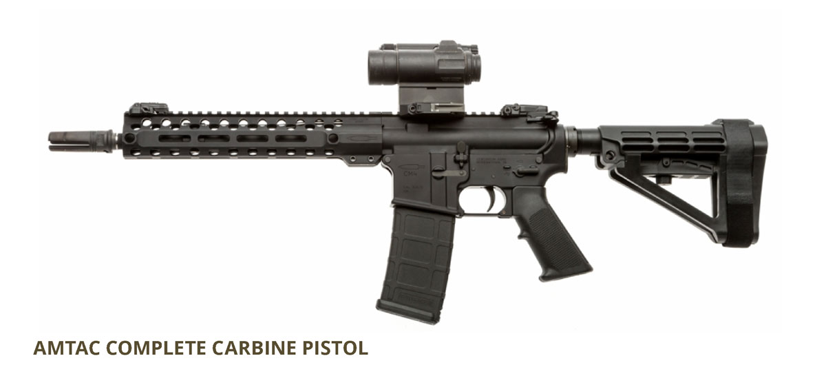 Centurion Arms AMTAC PISTOL