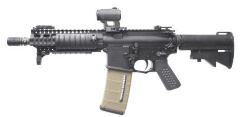 Building a 300 BLK Short Barreled Rifle (SBR)