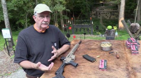 Hickok45 Shoots an AR in .224 Valkyrie
