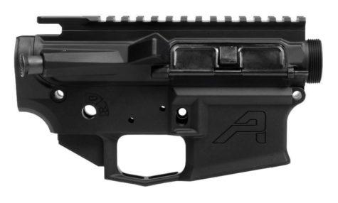 Aero Precision M4E1 Threaded Receiver Set Anodized Black