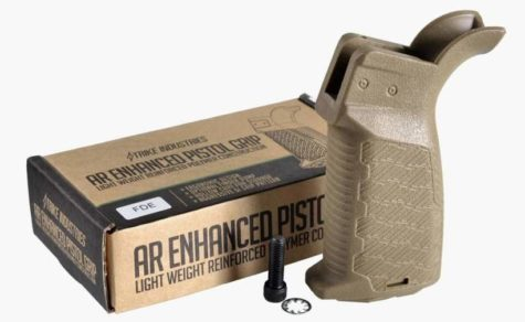 What to Look for When Upgrading Your AR's Grip