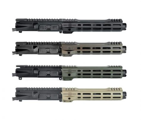 "Dirty Bird 7.5"" Pistol 556 M-LOK Complete Upper from $340.95 (Free S/H over $50)"