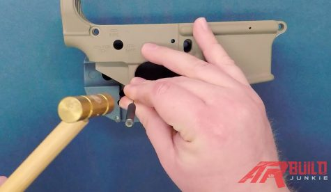 How to Assemble an AR-15 Lower Receiver