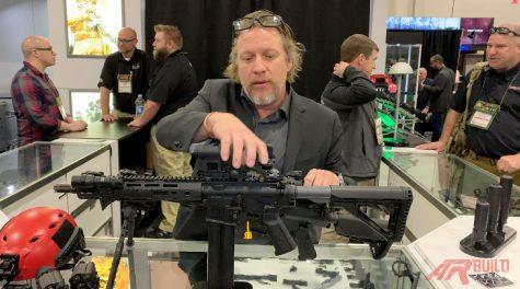 Knight's Armament  - SHOT Show 2019