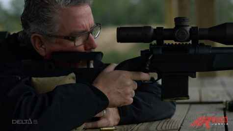 Daniel Defense DELTA 5 - SHOT Show 2019