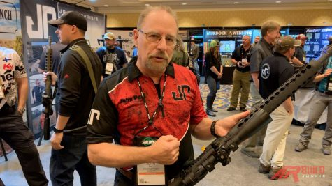 John Paul of JP Enterprises - SHOT Show 2019