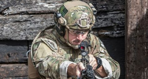 Bill Blowers of Tap-Rack Tactical on SWAT & ARs