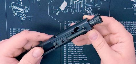 Choosing the Right AR Bolt Carrier Group (BCG)