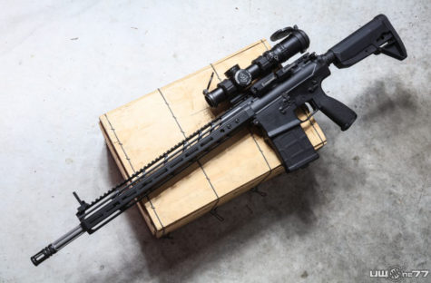 V Seven Weapons Systems - Cure for the Common AR?
